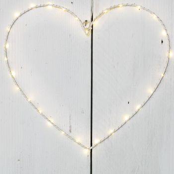 LED Light Up Heart