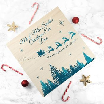 Night Before Christmas Personalised Christmas Eve Box