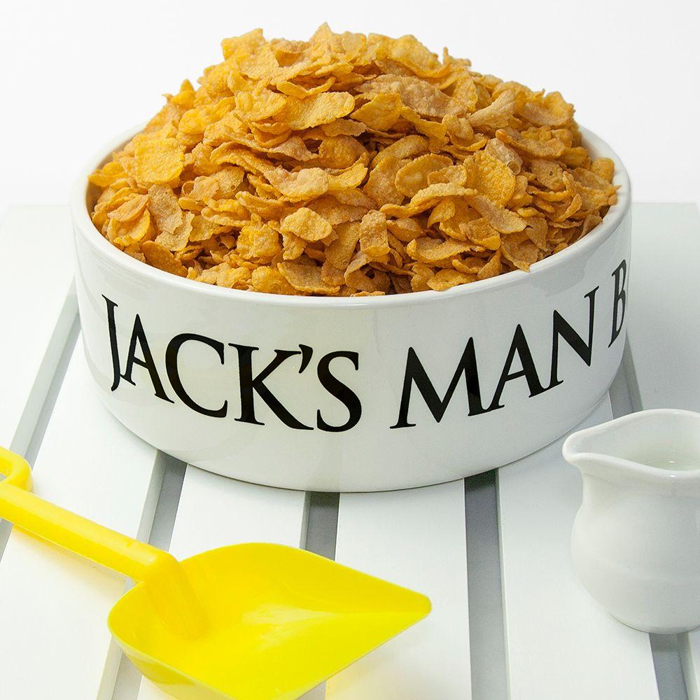 Extra Large Personalised 'Man Bowl