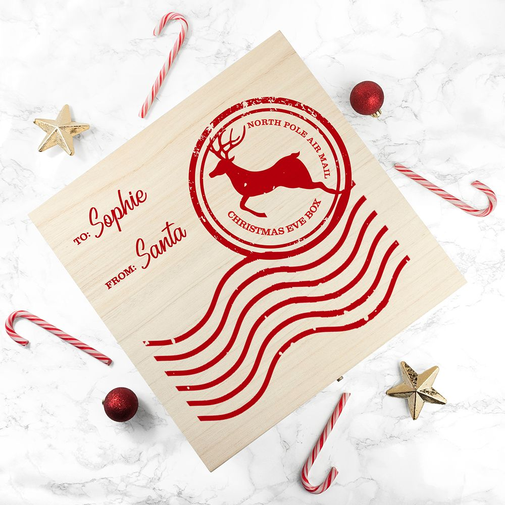 Special Delivery Personalised Christmas Eve Box