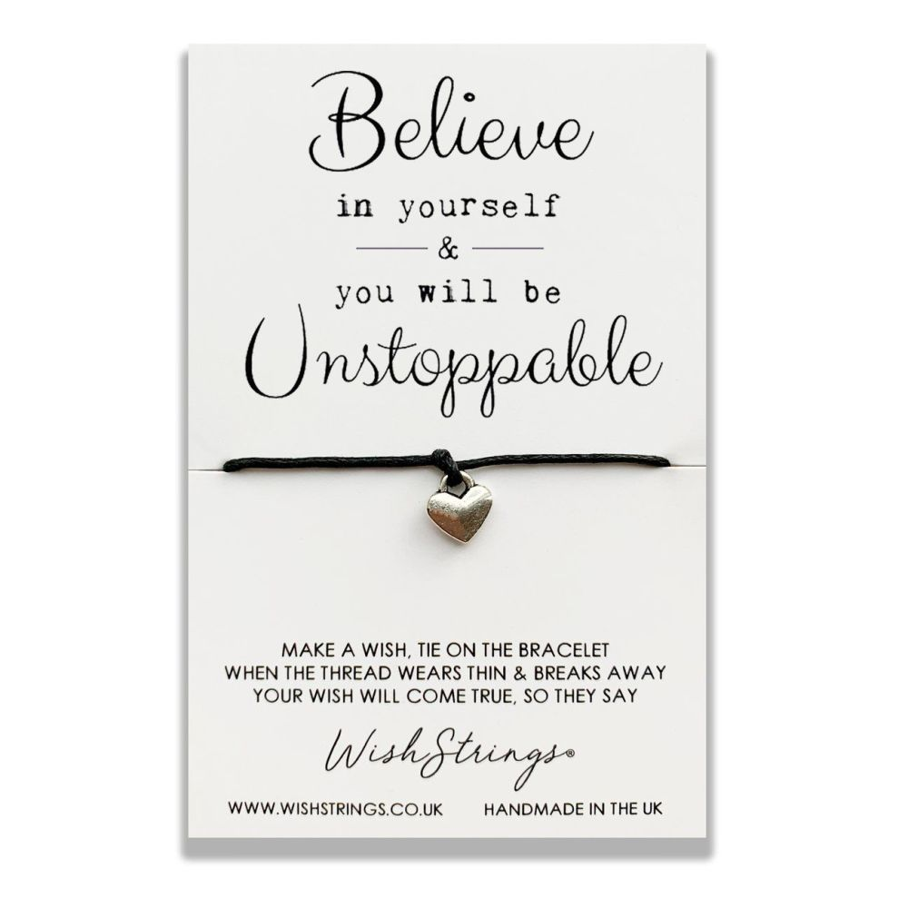 Believe In Yourself WishStrings Bracelet