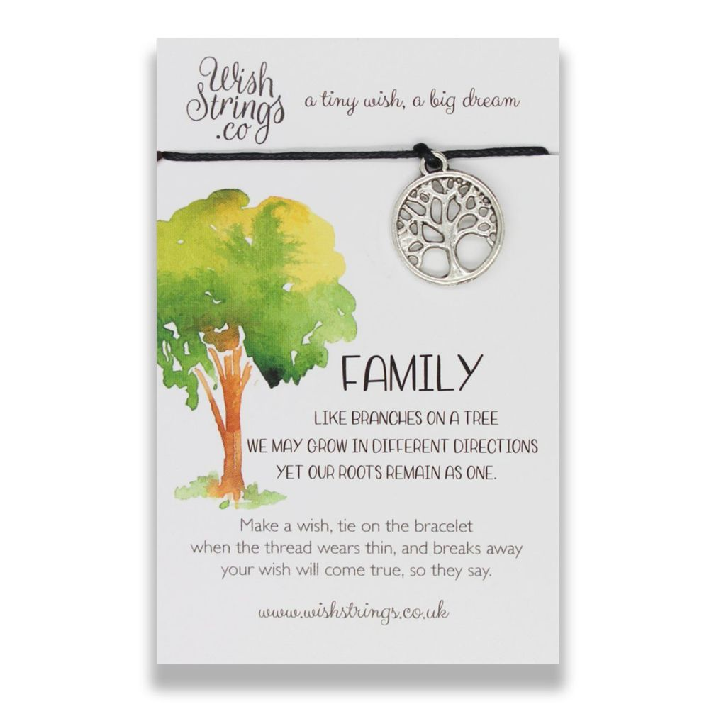 Family WishStrings Bracelet
