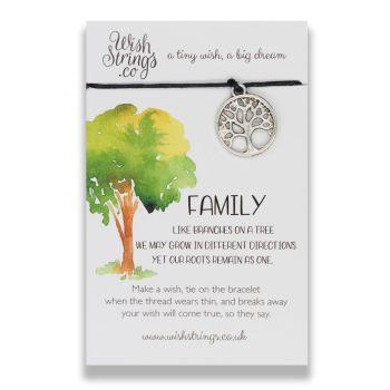 Family WishStrings Bracelet