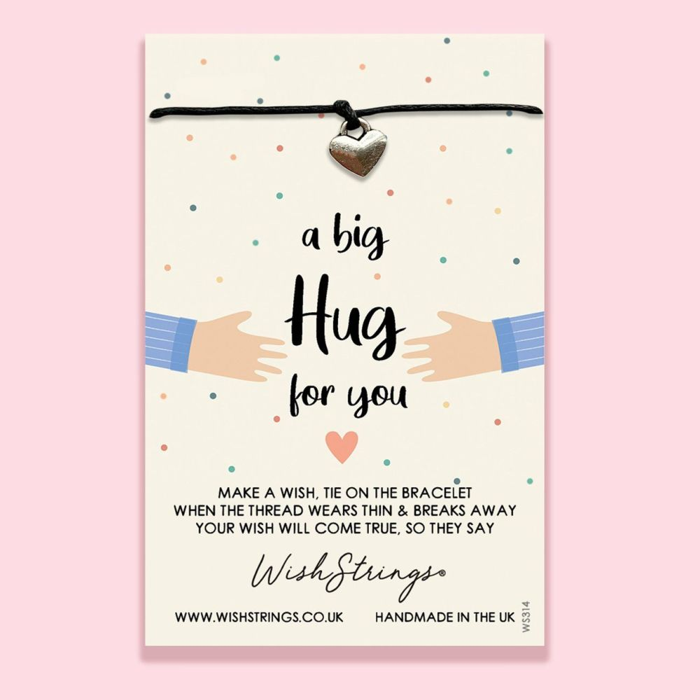 Big Hug WishStrings Bracelet