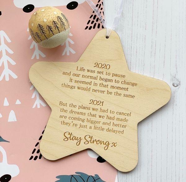 Bigger & Better Christmas Positivity Star