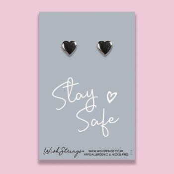 Stay Safe Earrings