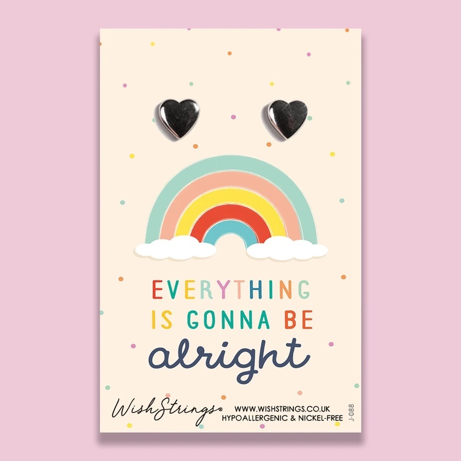 Everything Is Gonna Be Alright Earrings