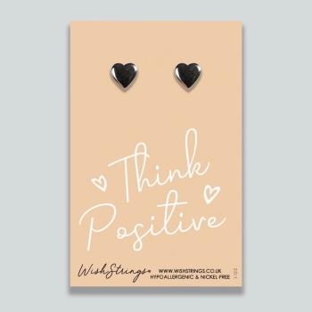 Think Positive Earrings