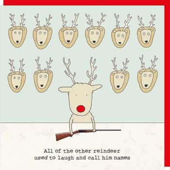 All Of The Other Reindeer