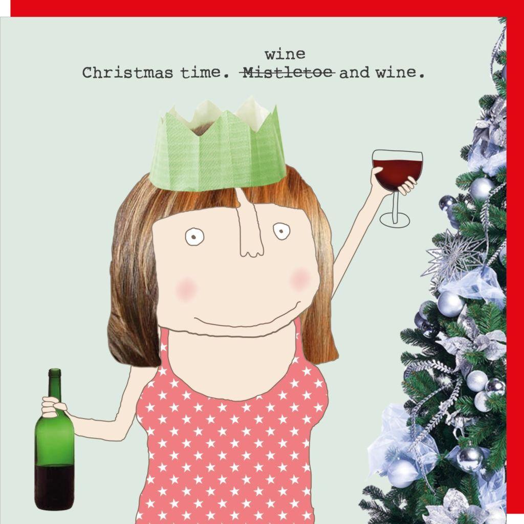 Mistletoe & Wine