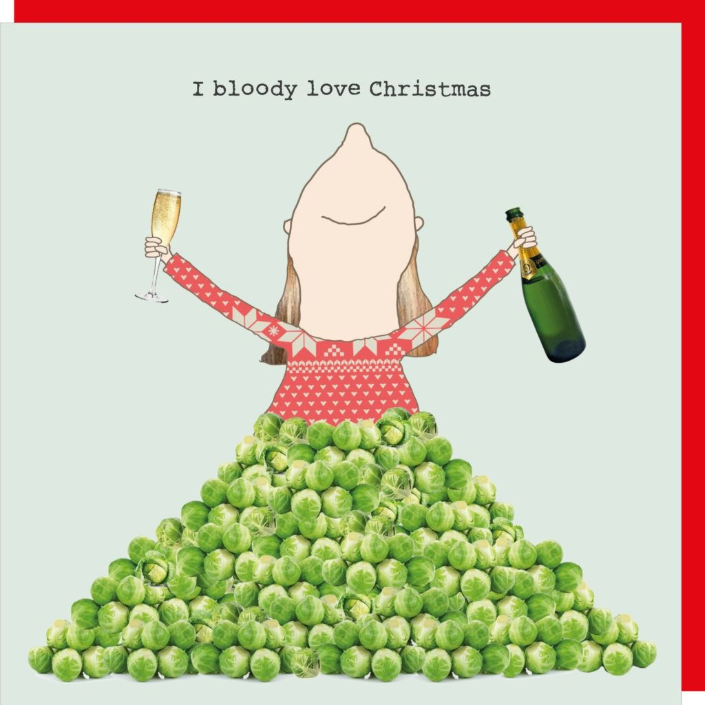 Brussel Sprout Christmas