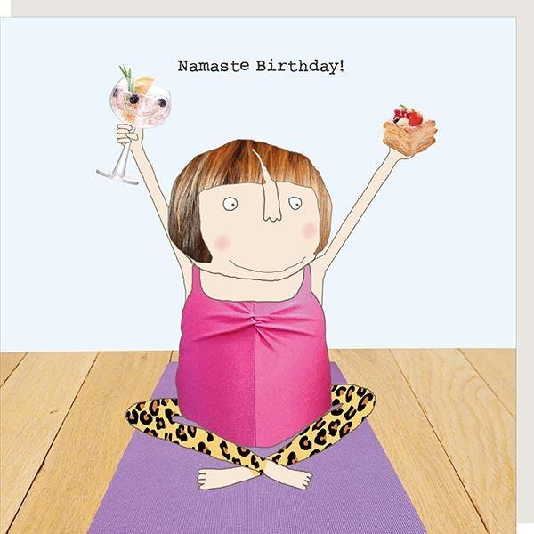 Namaste Birthday