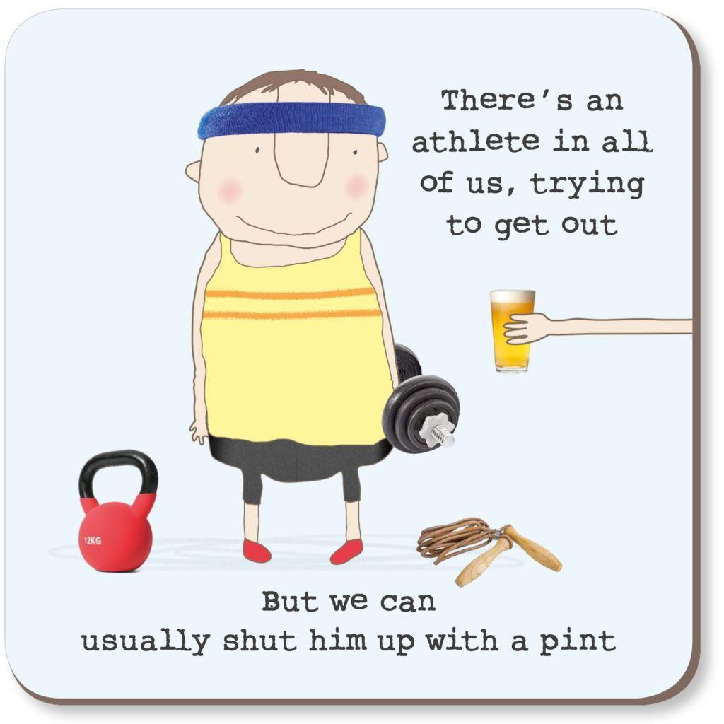 Athlete Pint