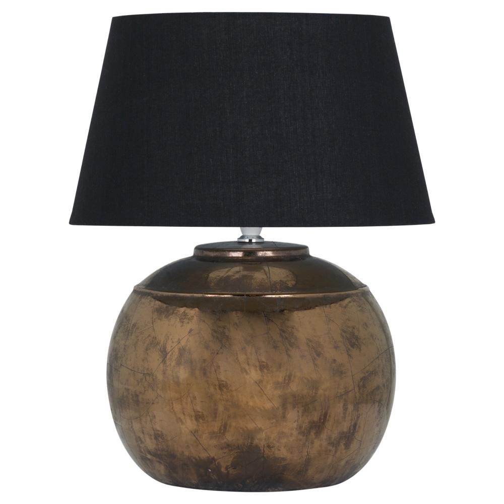 Ceramic Bronze Table Lamp