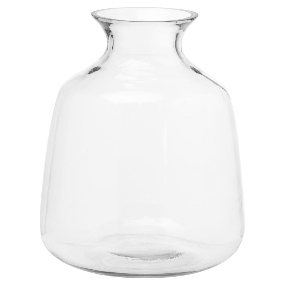 Hydria Glass Vase