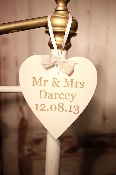 Mr & Mrs Heart