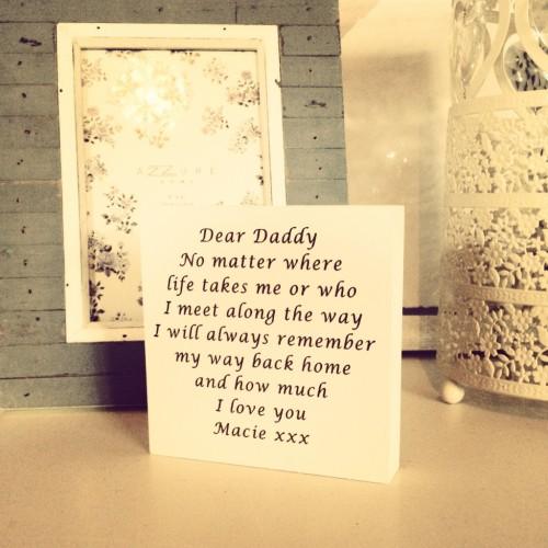 Dear Daddy Block