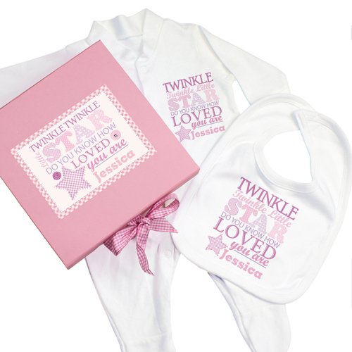 Twinkle Twinkle Girls Gift Set