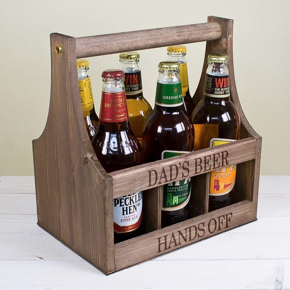 Personalised Beer Trug