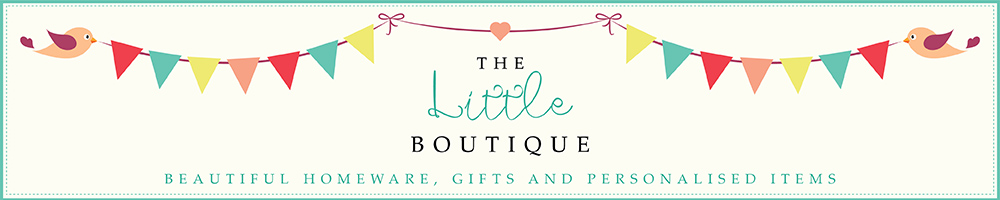 The Little Boutique, site logo.