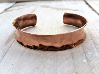 Bracelet - Copper - Anticlastic Copper Cuff