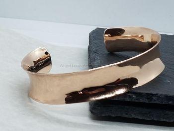 Bracelet - Bronze - Anticlastic Bronze Cuff