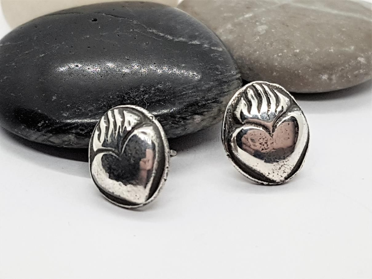 Silver Rebel Collection- Sacred Hearts (9)