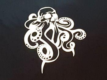 Octopus Skull - Unisex T Shirt