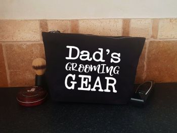Men's Grooming Bag - Dad's Grooming Gear