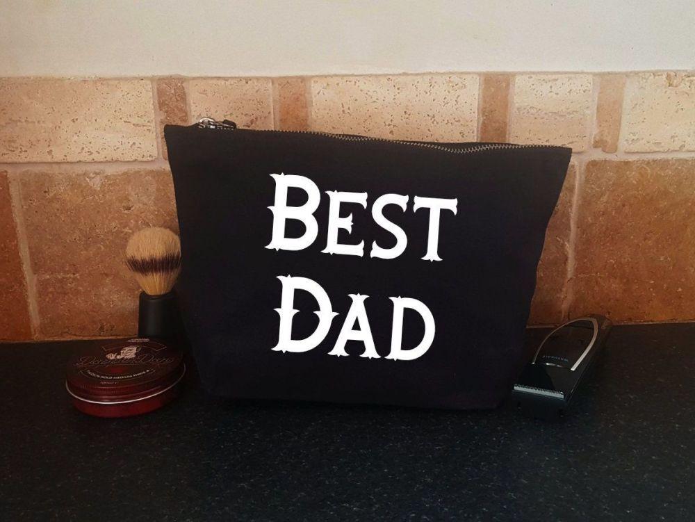 Men's Grooming Bag - Best Dad