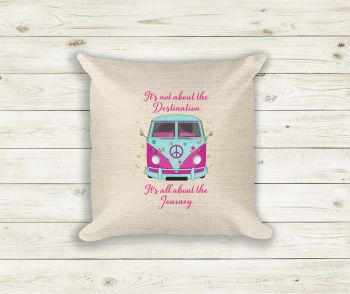 Cushion Cover - Splitty VW Van