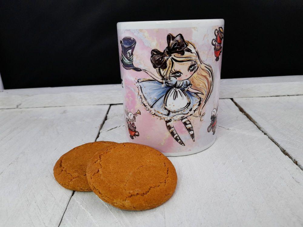 Mug - Personalised Cute Alice Mug