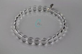 Chunky Rock Crystal Bracelet