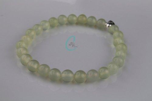 Chunky New Jade stretch bracelet | Chunky New Jade Bracelet | CeFfi