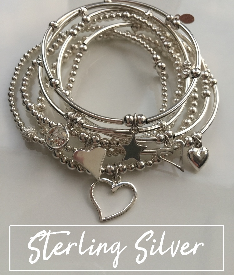 <!-- 001 -->Sterling Silver