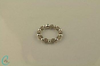 Czech Glass Ring