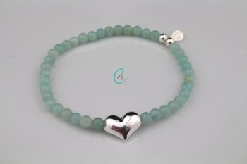 Summer Loving Bracelet - Amazonite