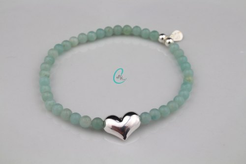 Heart stretch bracelet | Summer Loving | CeFfi