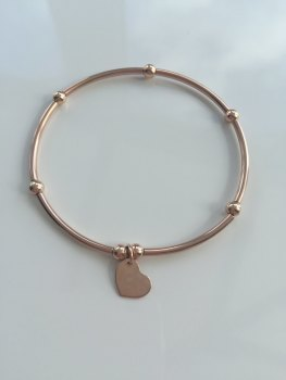 Rose Nooball Bracelet