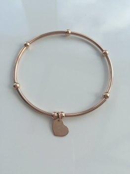 Rose Nooball Bracelet