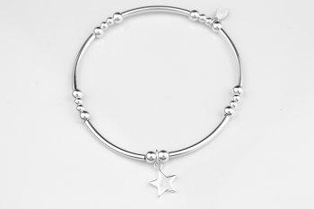 Noodle Bracelet - Star