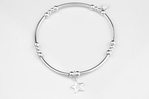 Star stacking bracelet   CeFfi
