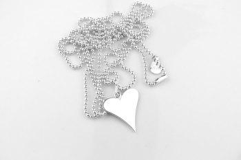 Ball Chain Necklace - Medium