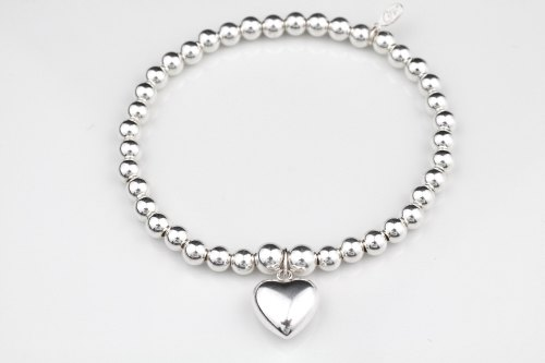 Chunky silver bracelet   CeFfi
