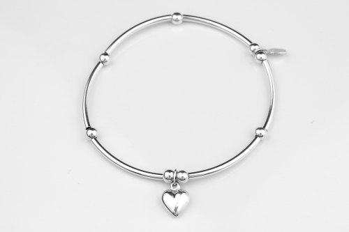 Heart stretch bracelet   CeFfi