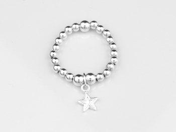 Charm Ring - Star