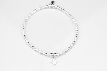 Dainty Bracelet - Star