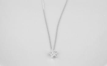 Sparkling Star Necklace