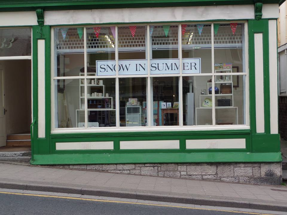snow in summer denbigh, ceffi jewellery stockist
