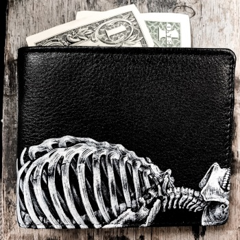 endoskeleton wallet